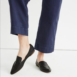 Madewell The Frances Skimmer Leather Loafer AH770